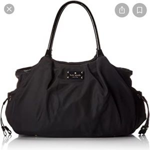 Kate Spade Nylon Watson Lane Stevie Baby Bag